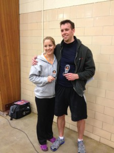 Winning the Scaled Div 1st place prize @ Freeze Fest