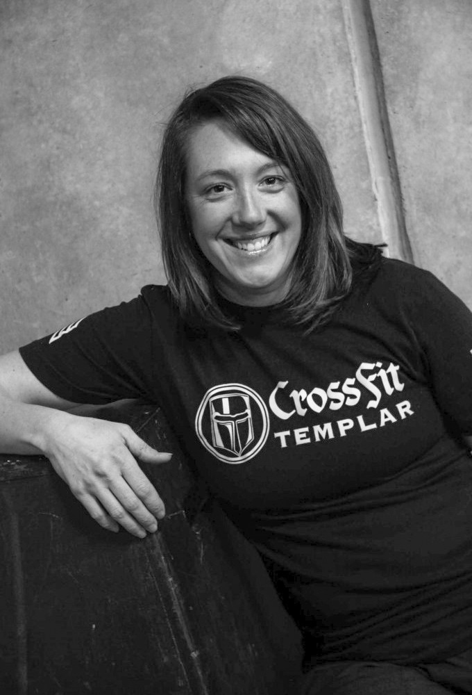 Katie-CrossFit Trainer